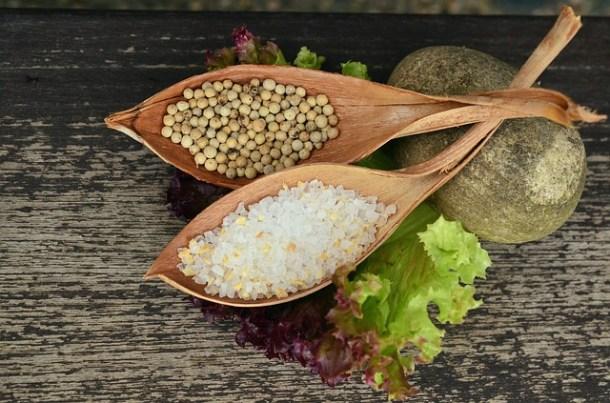 Salt and Peppercorn