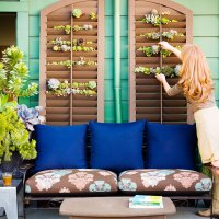 Fixer Upper Friday: Create an Outdoor Oasis in a Small Backyard