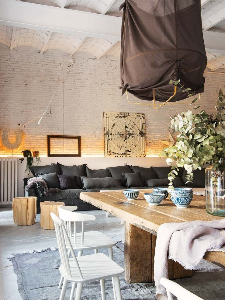 Get Inspired: An Amazing Apartment In Barcelona