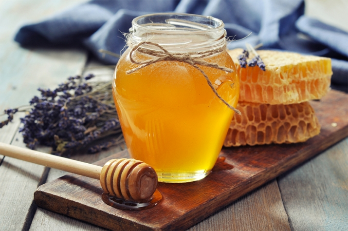Soothing Honey Lavender Face Wash