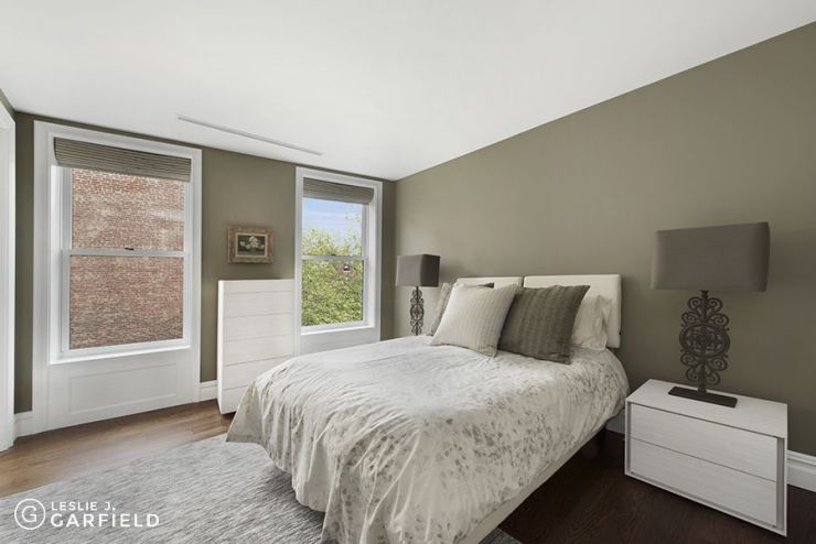 Hicks Street Bedroom