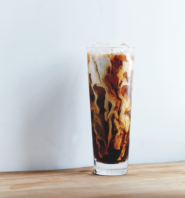 Condensed Milk Iced Coffee