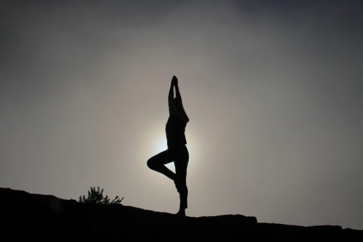 Yoga Sequence to Beat the Winter Blues