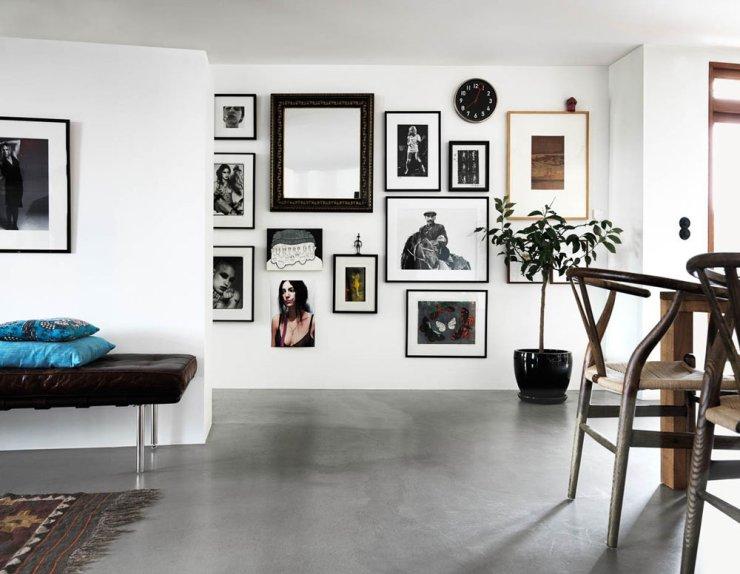 The Best, Eclectic Scandinavian Interior You've Seen---Fixer Upper Friday