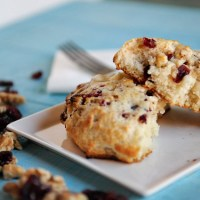 Try This--- Scone for One + Clotted Cream