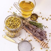 DIY Soothing Winter Face Mist