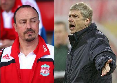 Wenger Benitez, Head to head Part III