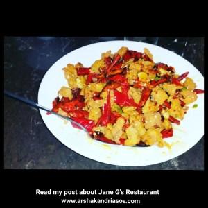 Jane G's Restaurant