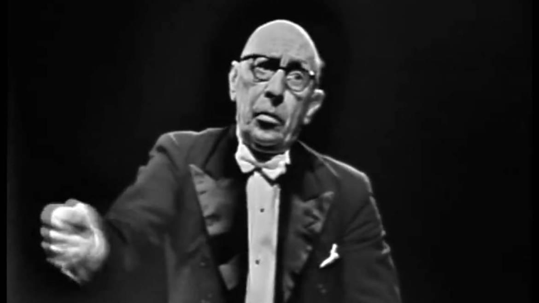 Great Music Piece - Igor Stravinsky Conducts Firebird