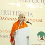 Swami Viditatmananda's Anugraha Bhashanam