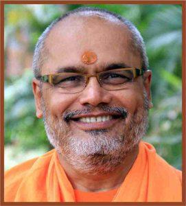 Swami Parmatmananda Visit 2017
