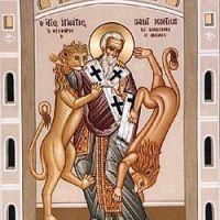 Սուրբ Իգնատիոս Անտիոքացի (Աստվածազգյաց). որոշ խոսքեր նրա թղթերից