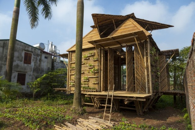 Jasa Arsitek Bogor Jasa Bangun Rumah Jakarta Rumah Bambu Untuk Villa