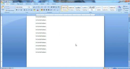 File terbuka