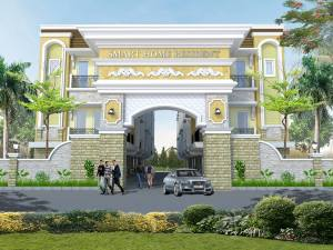 jasa arsitek desain rumah ruko commercial building