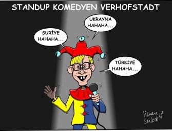 Stand-up Komedyen Verhofstadt