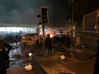 İstanbul'da terör saldırısı: 38  kişi hayatını kaybetti, 166 yaralı