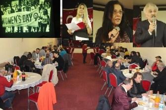 Belçika CHP Birliği Kadınları Kadınlar Günü'nde referandumda kadının rolüne vurgu yapıldı