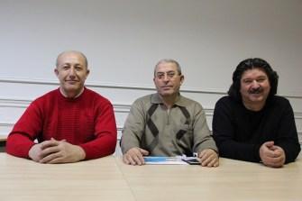 Belçika Türkçe Medya Birliği'nden istifalarını açıkladılar