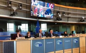 CHP BB Türkiye'deki kadın sorunlarını Avrupa Parlamentosu'nda ele aldı