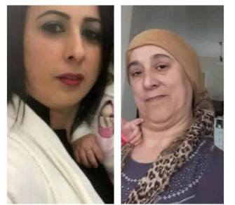 Eski eşi trafından katledilen Emine Yağmur ve annesi için  Herstal Cami'nde Kuran okundu