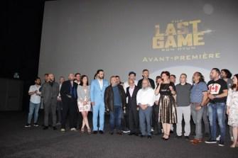Son Oyun/ The last Game Belçika sinemalarında