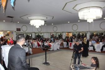 AK Parti SKM Brüksel Başkanlığı iftarında seçim bilgilendirmesi yapıldı