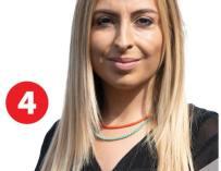 Limburg  Bölgesi Heusden Zolder Belediyesi  Sp.a listesi 4. Sıra adayı Funda Oru: Dünyanın her yerinde ırkçılığa karşı duran ve eşitlik çalışan bir partiden adayım