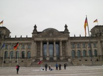 German Parliament - Berlin