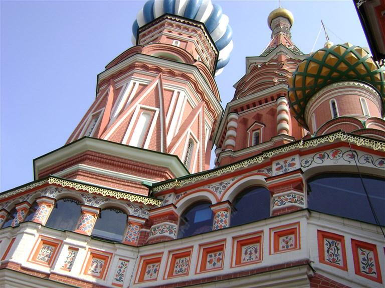 Transibirya-Gunleri :Moskova-Kazan-Ekaterinburg-2