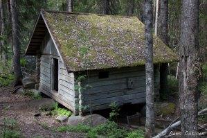 Liesjoen mylly jauhoi aikoinaan viljaa lähitaloille. Osakkeita olivat Kivijärvi, Kovero, Kuivasniemi ja Liesjärvi. Alkuperäinen mylly vietiin aikoinaan pois, vain myllynkivet jätettiin paikalle. Samalle paikalle tuotiin Ruovedeltä Koveronkoskelta vanha mylly 1995.