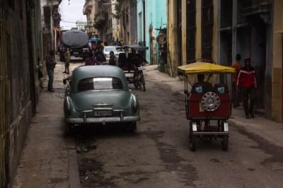 Pienkatu Havannalla