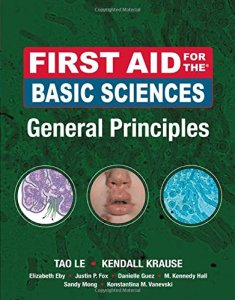 First Aid for the Basic Sciences General Principles PDF
