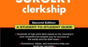 First Aid for the Surgery Clerkship 2nd Edition PDF
