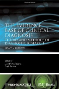 The Evidence Base of Clinical Diagnosis 2nd Edition PDF