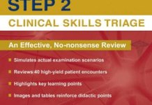 USMLE Step 2 Clinical Skills Triage PDF