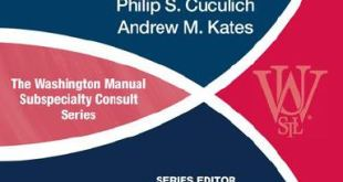 Washington Manual of Cardiology Subspecialty Consult 3rd Edition