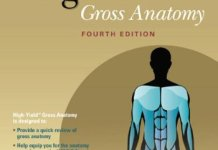 High Yield Gross Anatomy 4th Edition PDF