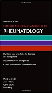 Oxford American Handbook of Rheumatology PDF