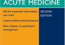 Oxford Handbook Of Acute Medicine 2nd Edition