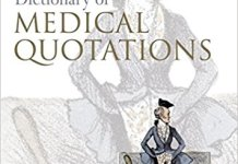 The Oxford Dictionary of Medical Quotations PDF