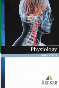 BECKER USMLE Step 1 Physiology PDF