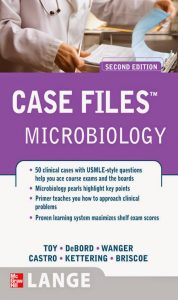 Case Files Microbiology 3rd Edition