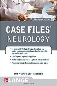 Case Files Neurology 2nd Edition