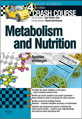 Crash Course Metabolism And Nutrition 4th Edition Pdf