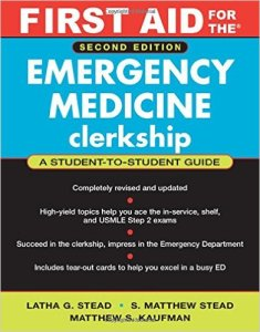 First Aid for the Emergency Medicine Clerkship 2nd Edition PDF