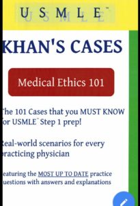 Khan's Cases Medical Ethics 101 PDF