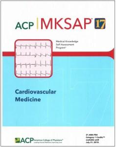 MKSAP 17 Cardiovascular Medicine PDF