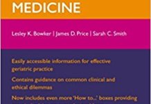 Oxford Handbook of Geriatric Medicine 2nd Edition PDF