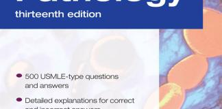 Pathology PreTest Self-Assessment and Review 13th Edition PDF